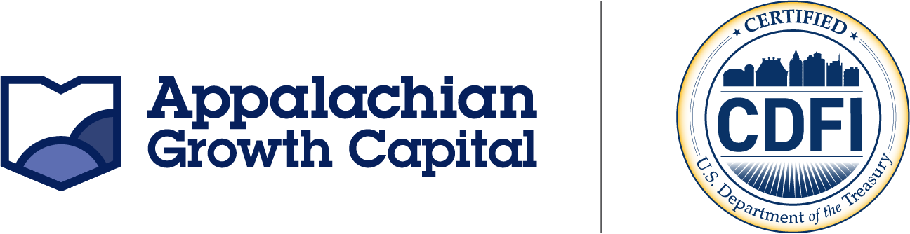 Logo for the Appalachian Groth Capital CDFI